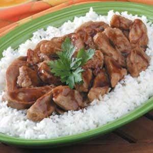 Pork Teriyaki Recipe