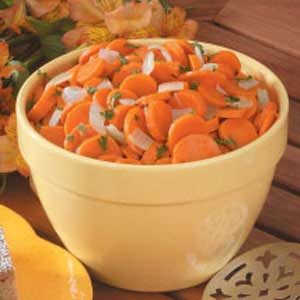 Soup Carrot Coins Recipe