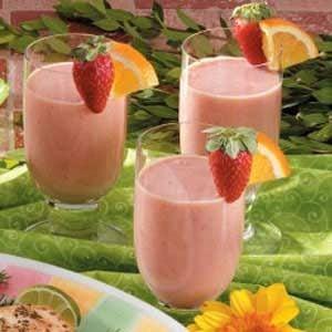Mandarin Berry Cooler Recipe