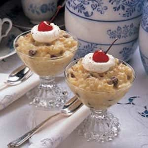 Quick Rice Pudding