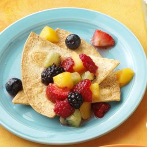 Mixed Fruit Salsa Recipe