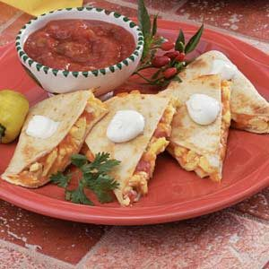 Easy Huevos Rancheros Recipe