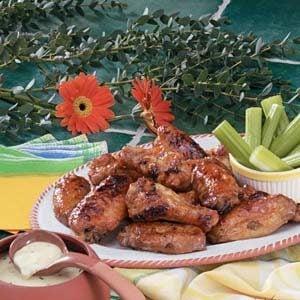Honey Soy Wings Recipe
