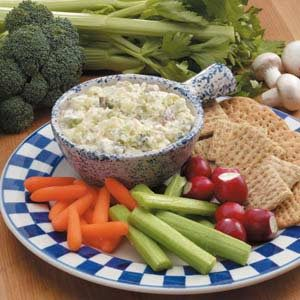 Warm Broccoli Dip Recipe