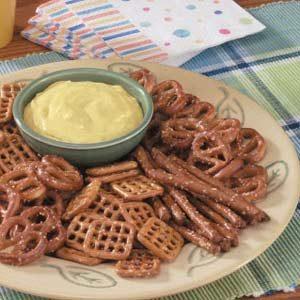 Pretzel Mustard Dip
