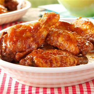 Moist N Tender Wings Recipe