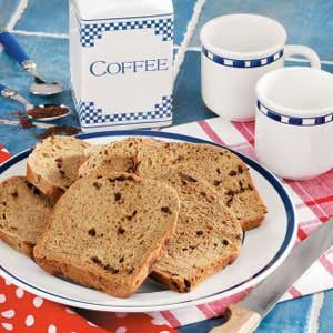 Cappuccino Chip Bread Recipe