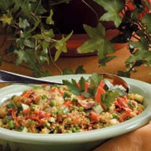 Curried Couscous Salad