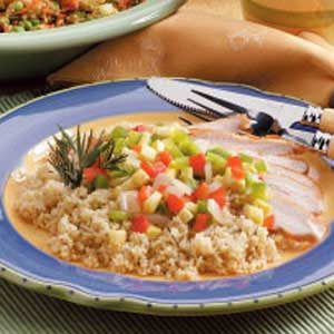 Couscous Chicken Supper Recipe