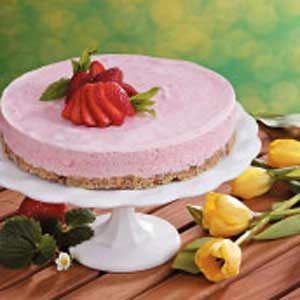 Strawberry Delight Torte Recipe