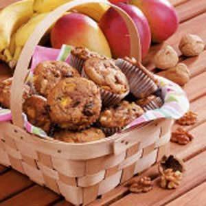 Mango Muffins Recipe