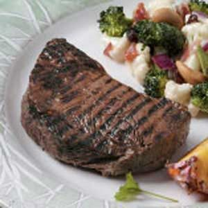Robust Marinated Steak