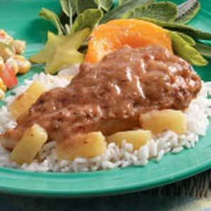 Pineapple Hawaiian Chicken Recipe