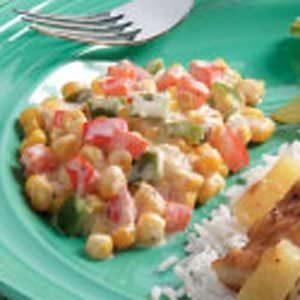 Curried Confetti Corn Recipe