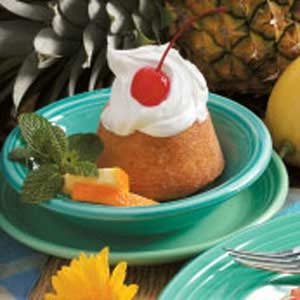 Baby Orange Babas Recipe