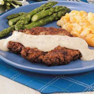 Chicken-Fried Steaks