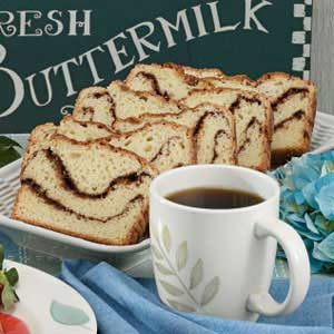 Country Cinnamon Swirl Bread Recipe