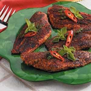 Cajun-Style Catfish Recipe