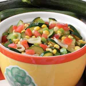 Summer Garden Medley Recipe