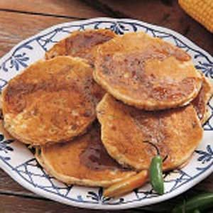 Fresh Corn Cakes Recipe