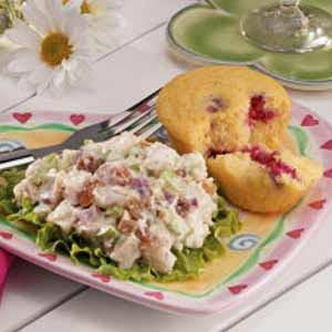 Quick Fruited Chicken Salad Recipe