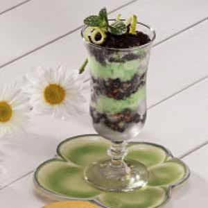 Lime Parfaits Recipe