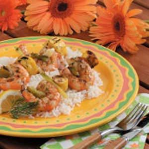 Shrimp on the Grill Recipe