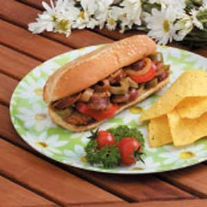 Italian Sub Sandwiches Recipe