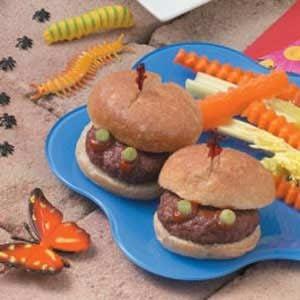 Fly Burgers Recipe