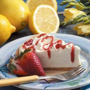 Light Lemon Pie Recipe
