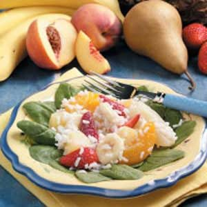 Fruit 'N' Rice Salad