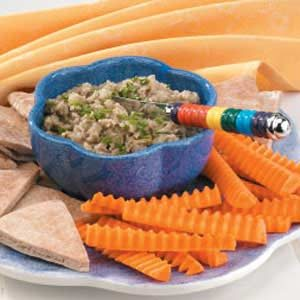 Roasted Eggplant Dip Recipe