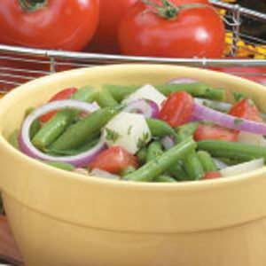 Herbed Green Bean Salad Recipe