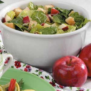 Fruited Caesar Salad Recipe