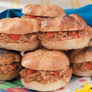 Pigskin Barbecue Recipe