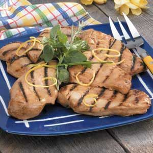 Tender Marinated Chicken Breasts Recipe