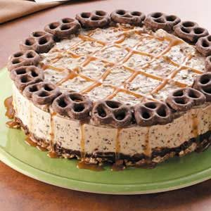 Ice Cream Pretzel Cake Recipe