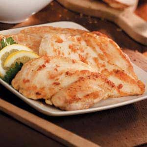 Quick Chicken Piccata Recipe