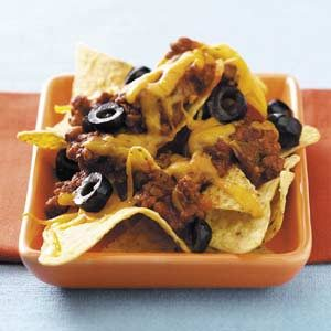 Sloppy Joe Nachos Recipe