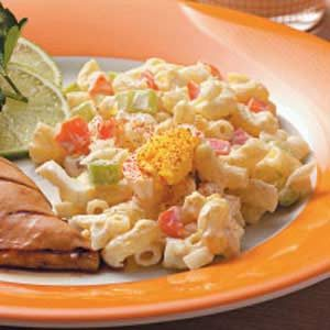 Classic Macaroni Salad Recipe photo by Taste of Home