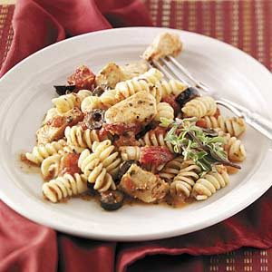 Flavorful Chicken Pasta Recipe