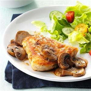 Turkey Marsala Recipe