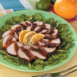 Spicy Pork Tenderloin Salad Recipe