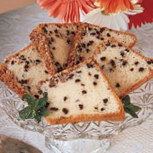 Pecan-Chocolate Chip Pound Cake