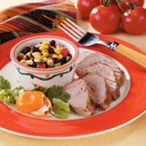 Mexican Pork Tenderloins Recipe