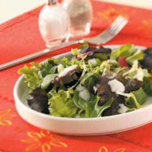 Yogurt-Herb Salad Dressing Recipe