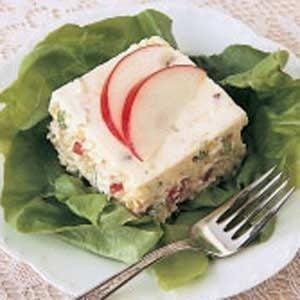 Autumn Apple Salad Recipe