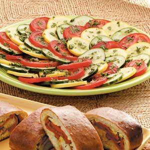 Mosaic Salad Recipe