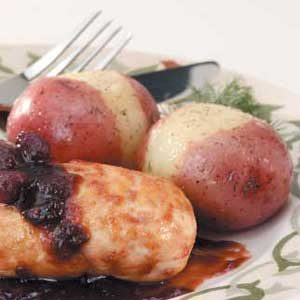Horseradish Dill Potatoes Recipe
