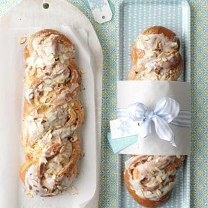 Lemon-Twist Loaves Recipe